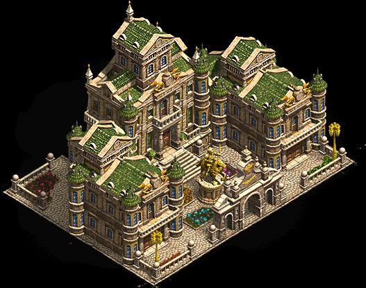 Budynki Dom Władyki The Settlers Online Guides